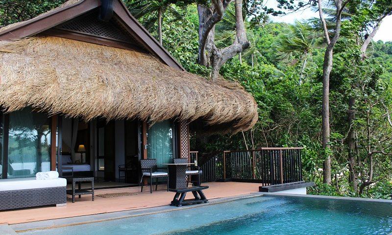 パングラシアンアイランドリゾート プールヴィラ