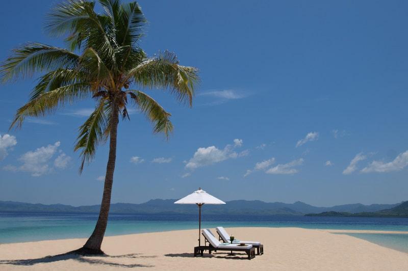 アイランドピクニックでさらに離島のイスラブランカ島へも行ける