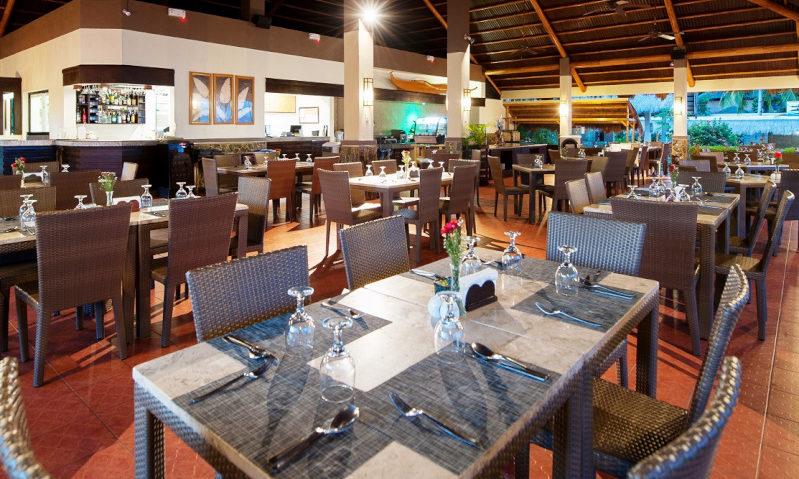 ボホールビーチクラブ レストラン