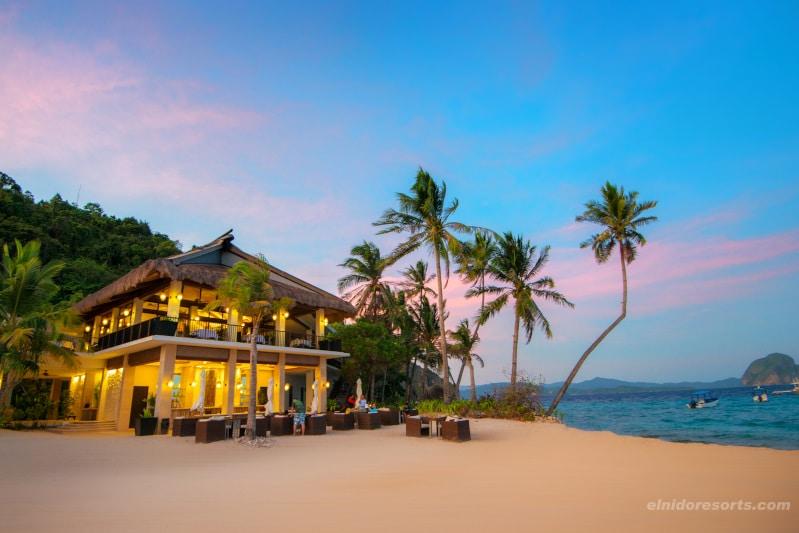 パングラシアンアイランドリゾートへのアクセス