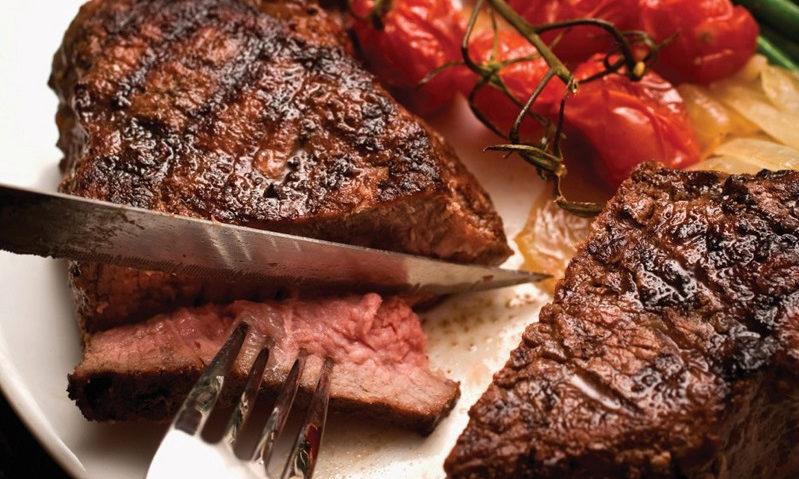 サフロンレストラン - ステーキナイト