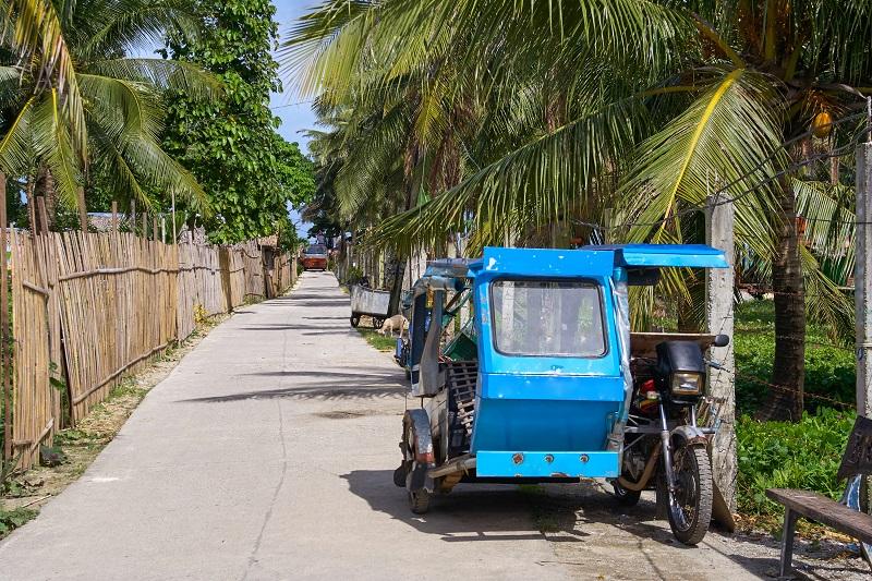 ボホール島&パングラオ島の交通情報