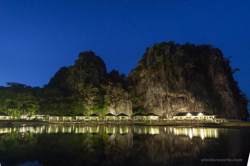 大自然が作り出した絶景が存在するリゾート