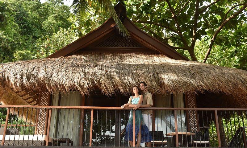 パングラシアンアイランドリゾート キャノピーヴィラ