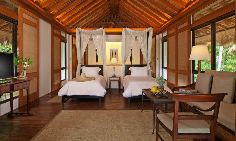 パングラシアンアイランドリゾート ビーチヴィラ