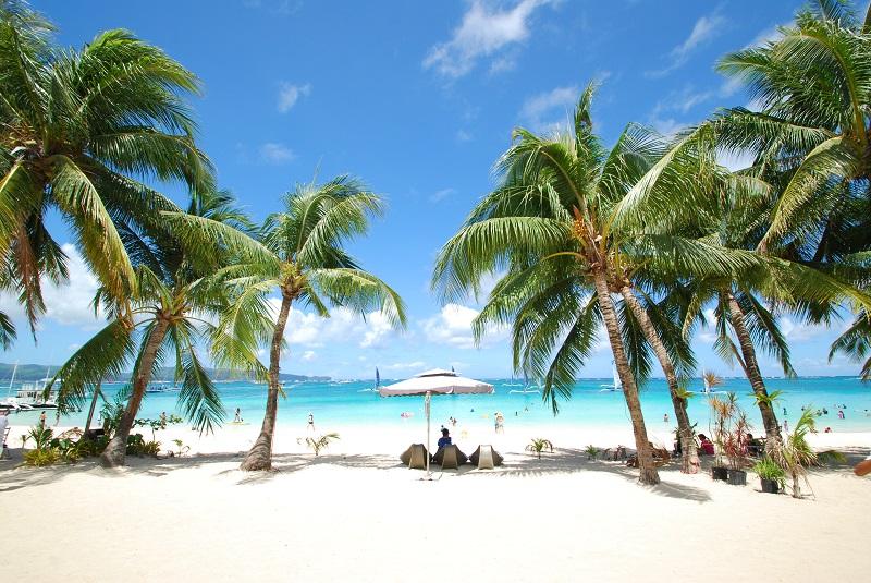 ボラカイ島 ホワイトビーチ ステーション3