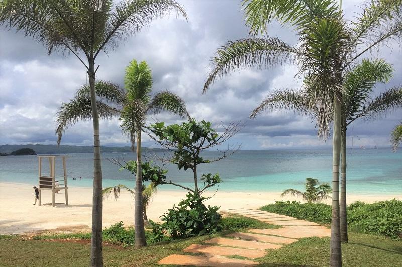 ボラカイ島 ニューコースト