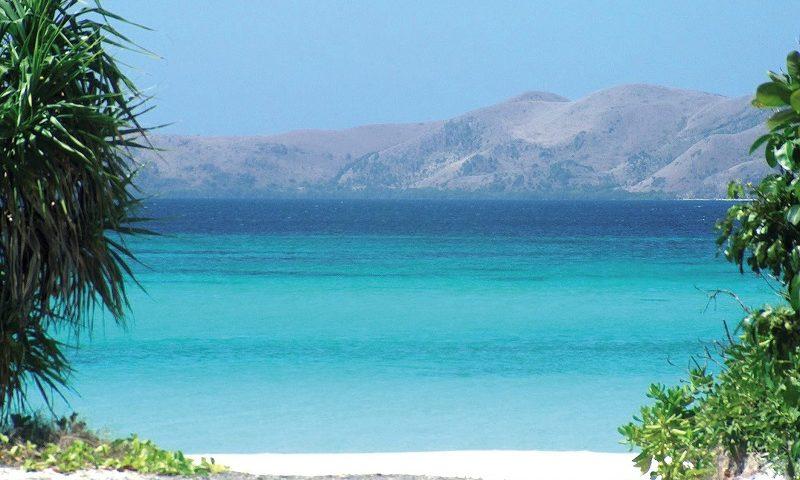 パマリカン島 アマン