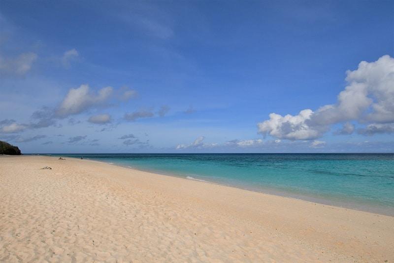 ボラカイ島 プカビーチ
