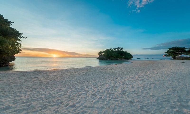 ボラカイ島 クリムゾン