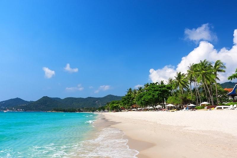 東南アジア リゾート おすすめ タイ サムイ島