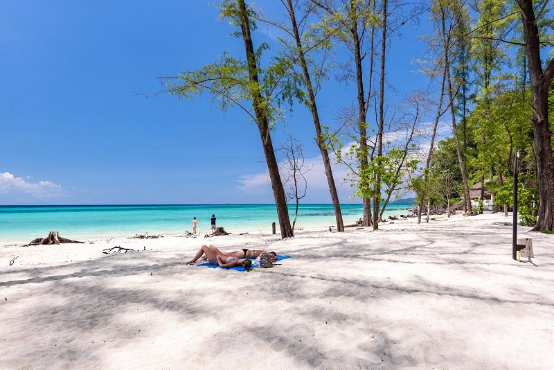 東南アジア リゾート おすすめ タイ ピピ島