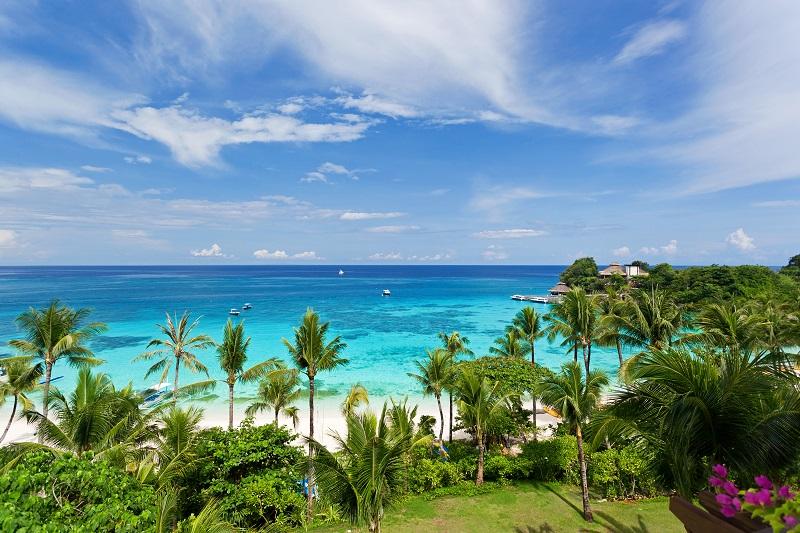 東南アジア リゾート おすすめ フィリピン ボラカイ島