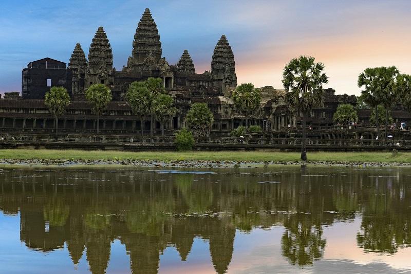 東南アジア 一人旅 カンボジア シュムリアップ