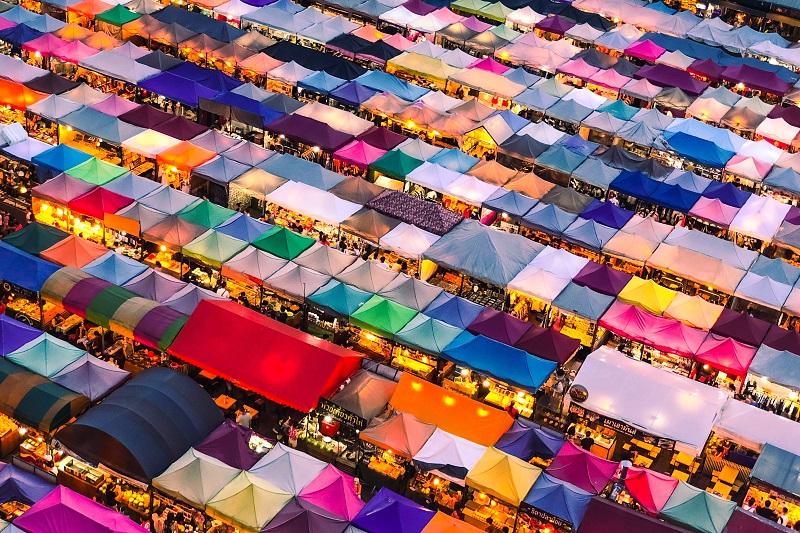 東南アジア 一人旅 タイ バンコク
