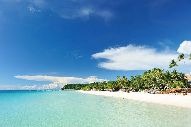 東南アジア 一人旅 フィリピン ボラカイ島