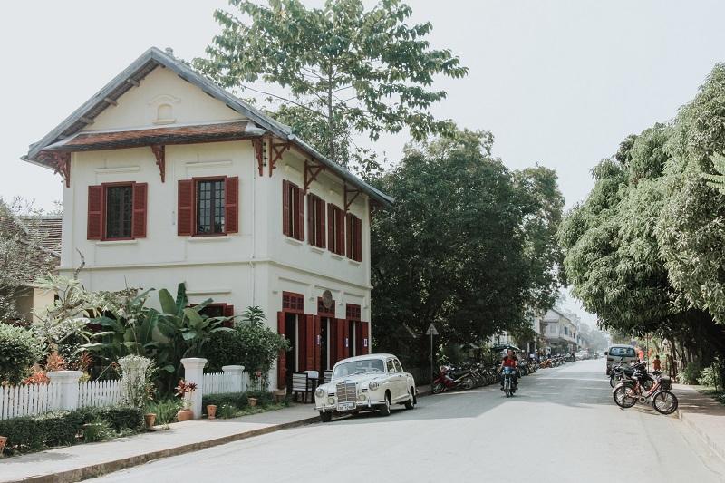 東南アジア 一人旅 ラオス ルアンプラバン