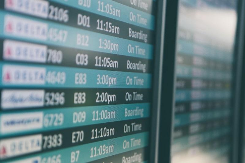 航空券予約の際にパスポートの名前が大事な理由