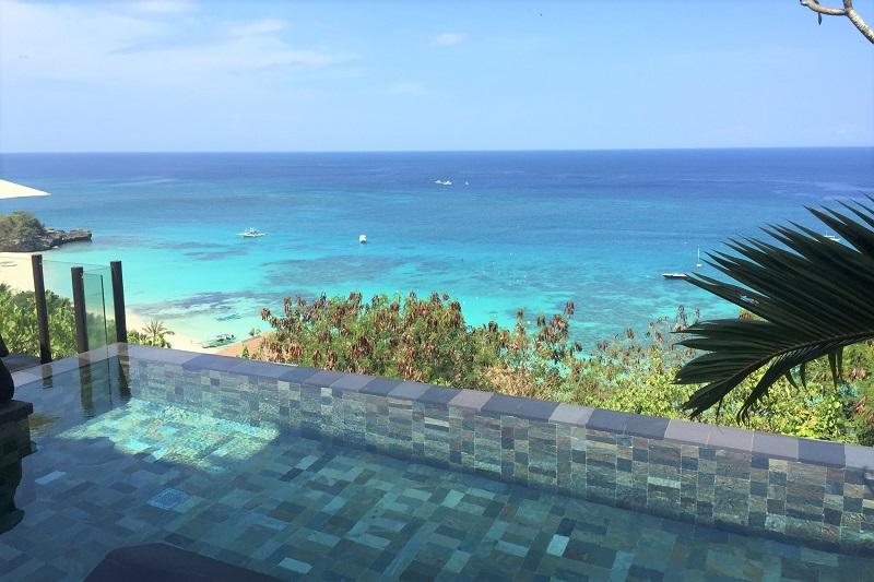 プールから海が見たい!ボラカイ島のおすすめインフィニティプール5選