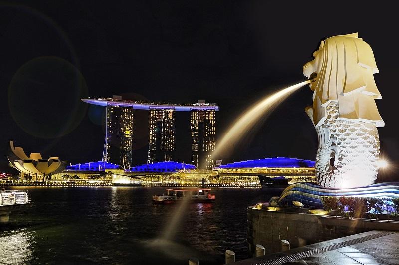 モルディブ シンガポール