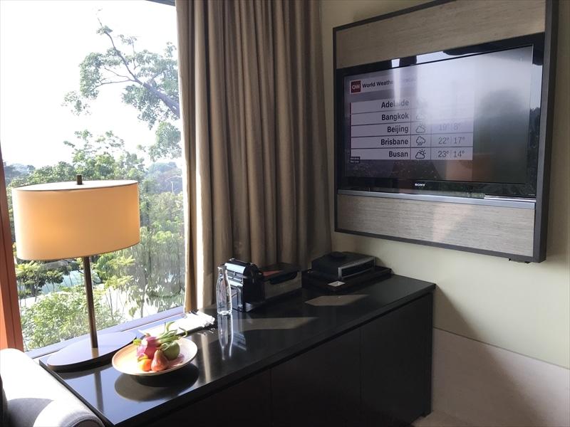 カペラ シンガポール 部屋