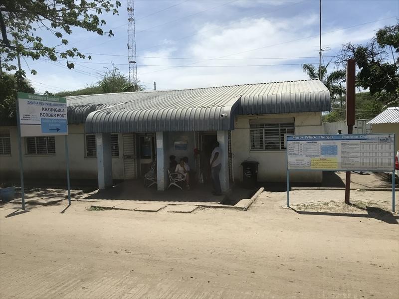ジンバブエ ビザ
