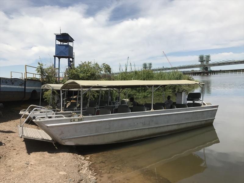 カズングラ ボート