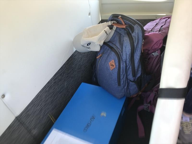 アフリカ 旅行 スーツケース