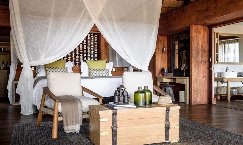 アフリカ サファリ ホテル