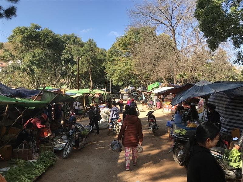ミャンマー カックー