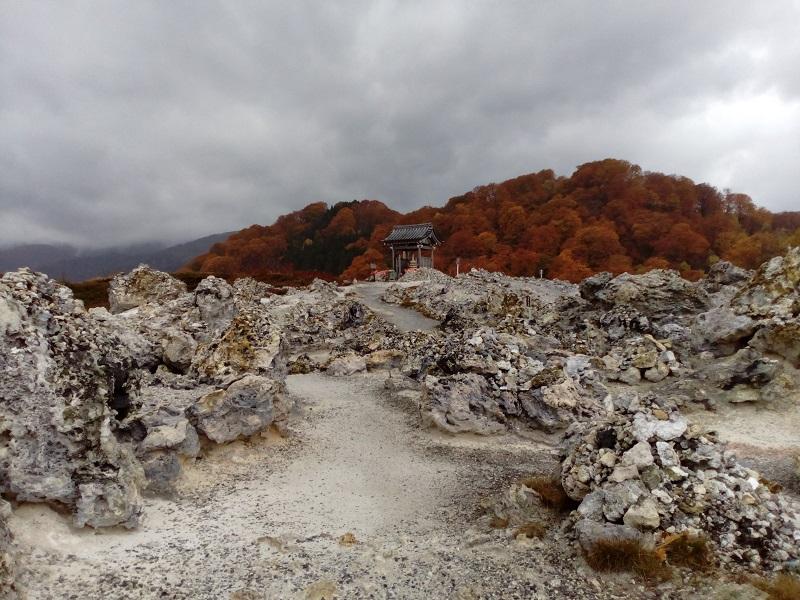 日本三大霊山の1つ「恐山」