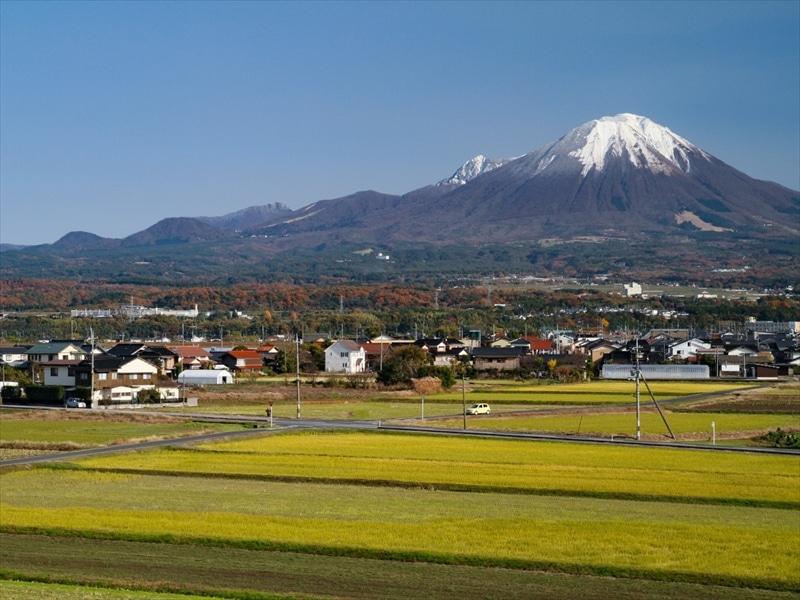 大山「伯耆富士」