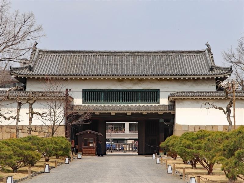 京都府:二条城