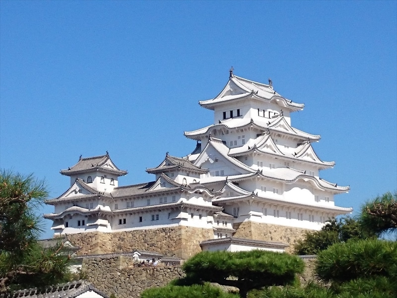 兵庫県:姫路城