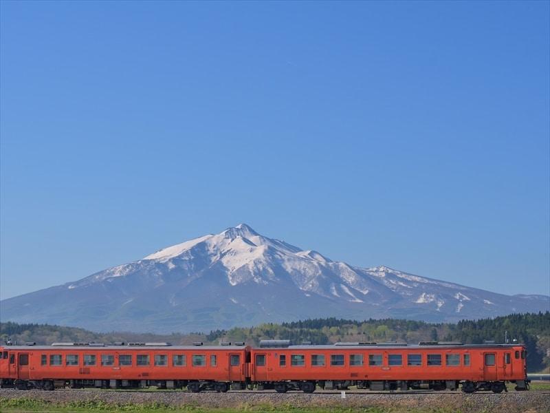 岩木山「津軽富士」