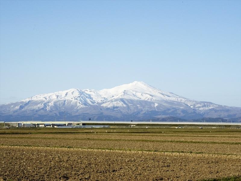鳥海山「出羽富士」