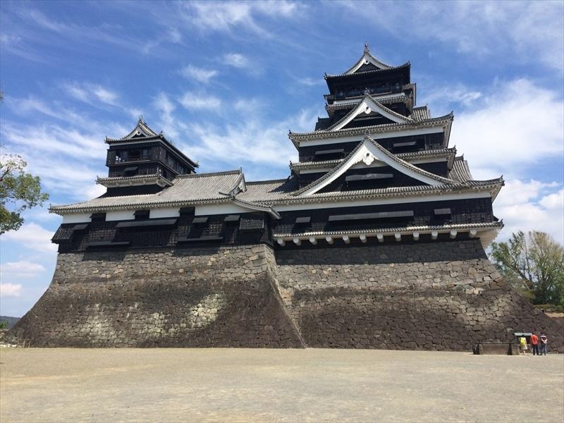 熊本県:熊本城