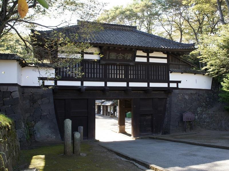 長野県:小諸城