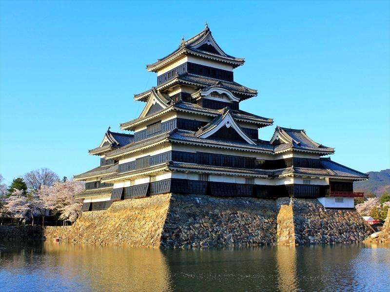 長野県:松本城
