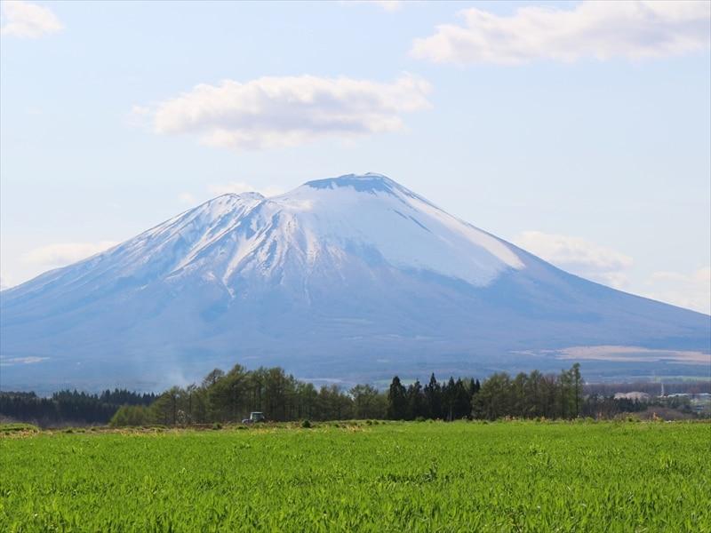 岩手山「南部富士」