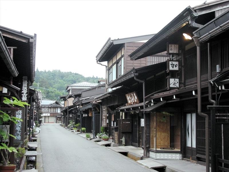高山「飛騨の小京都」