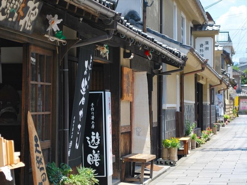 日田「九州の小京都」