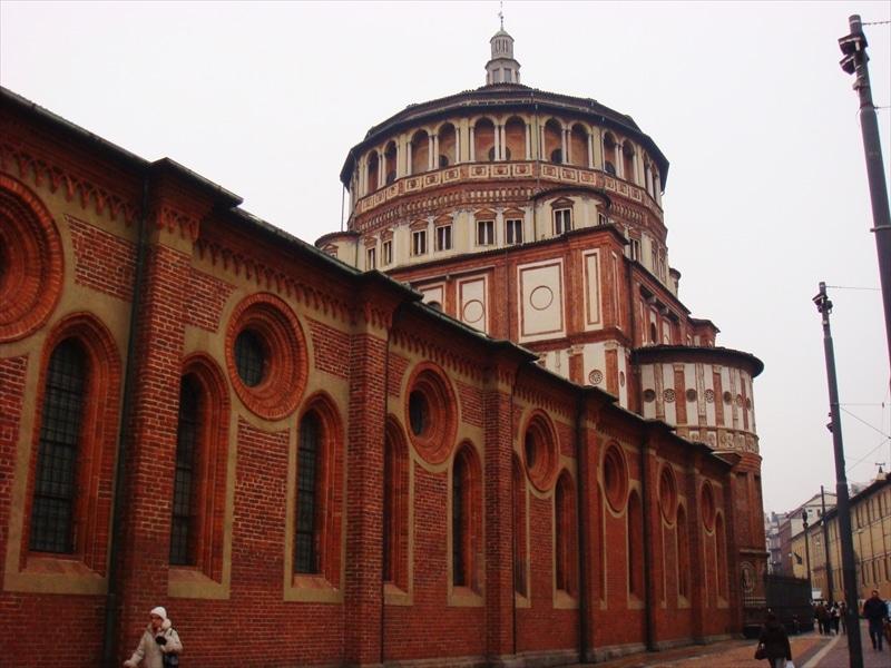 サンタマリア・デッレ・グラツィエ教会
