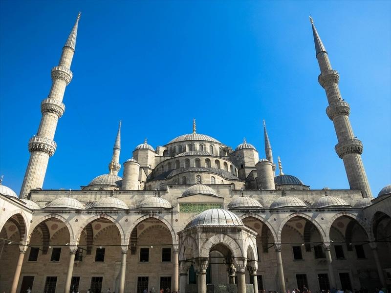 スルタン・アフメット・モスク(ジャミイ)
