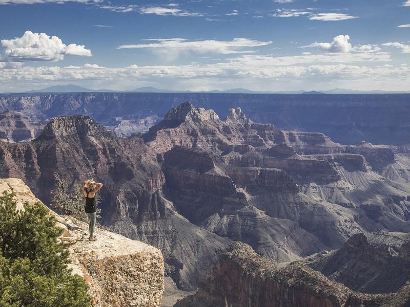 世界遺産第一号は?アメリカの国立公園一覧&地図!広さや特徴は?
