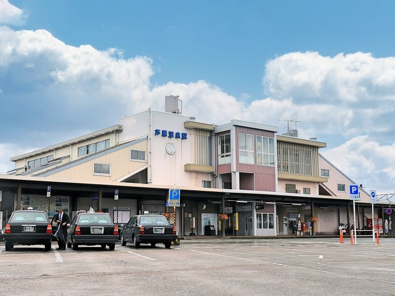 芦原温泉の人気旅館3選!露天風呂付客室や有名高級旅館は?