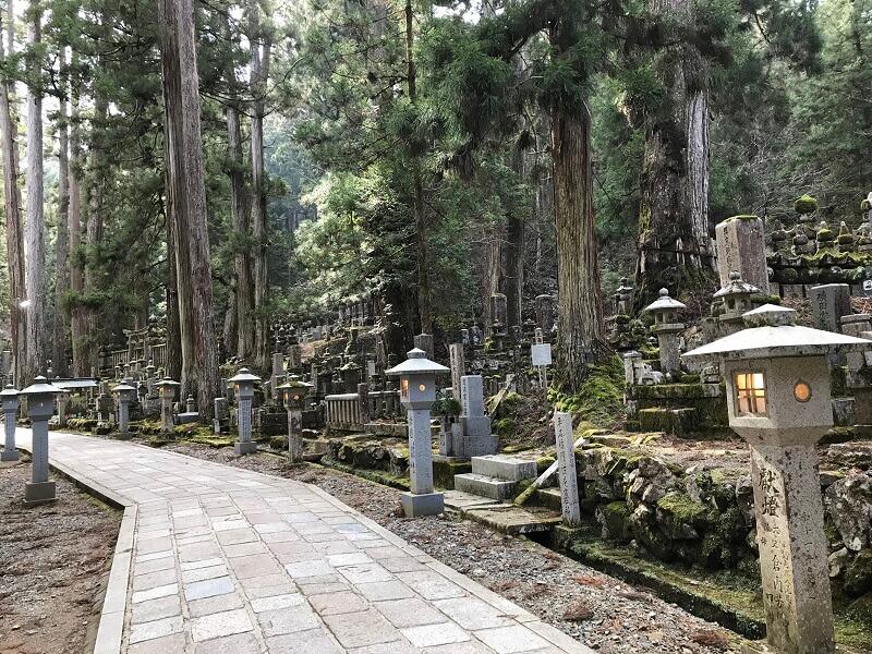 高野山の宿坊52ケ寺の一覧表
