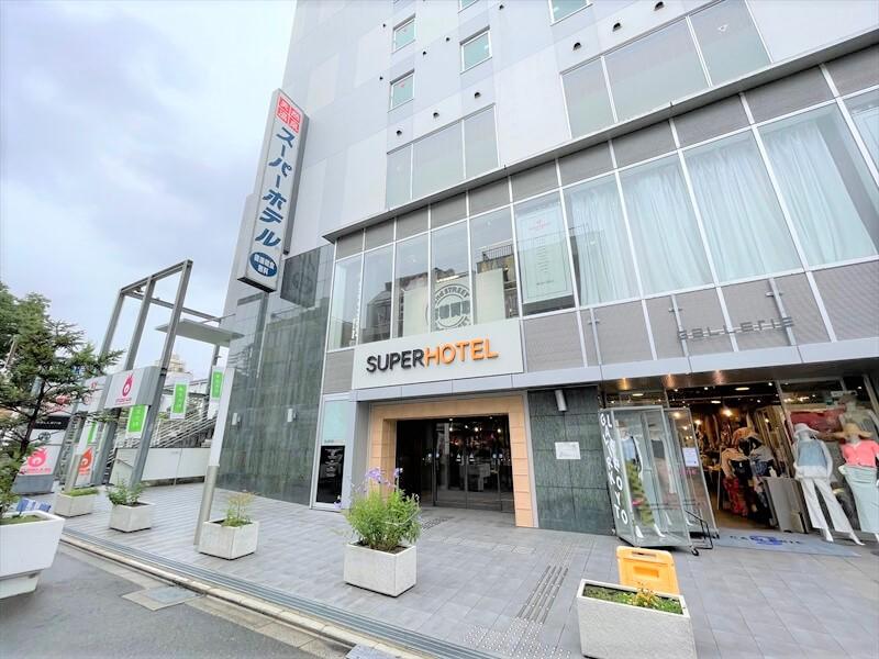 スーパーホテル京都四条河原町 口コミ