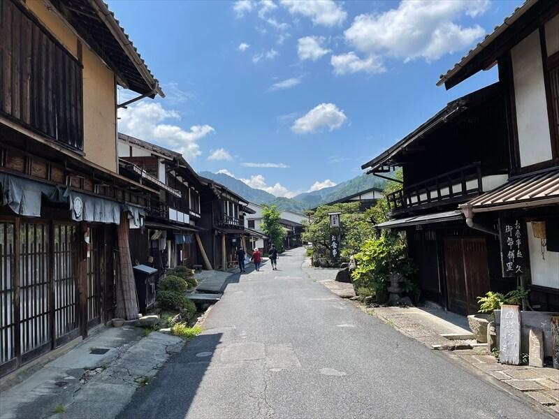 江戸時代の宿場町が残っている中山道の木曽路ルートとは?