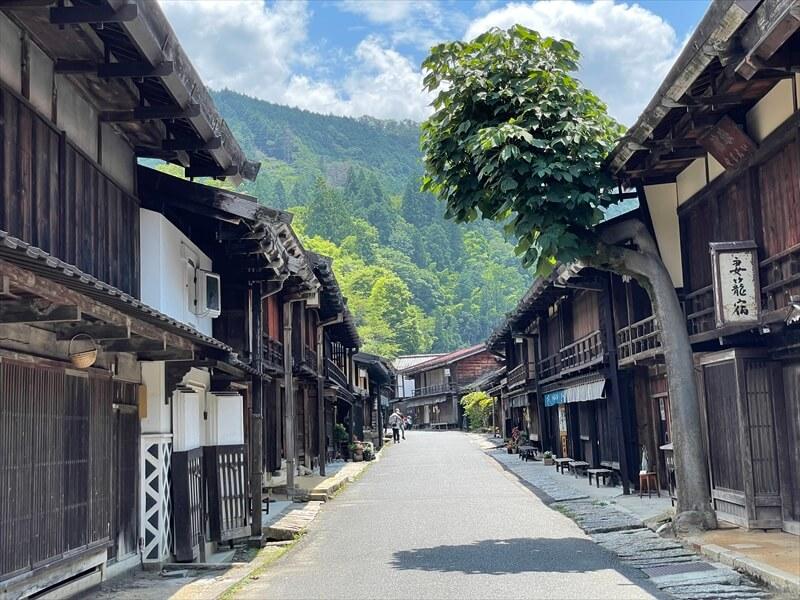 【実体験】木曽福島観光の2泊3日モデルコース!中山道ウォークがおすすめ!